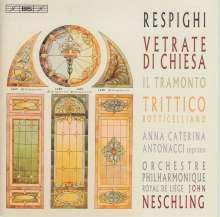 Ottorino Respighi (1879-1936): Trittico Botticelliano, Super Audio CD