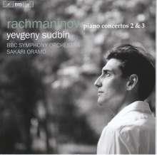 Sergej Rachmaninoff (1873-1943): Klavierkonzerte Nr.2 & 3, Super Audio CD