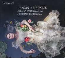Carolyn Sampson - Reason in Madness, Super Audio CD