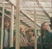 Joseph Haydn (1732-1809): Streichquartette Nr.78-80 (op.76 Nr.4-6), Super Audio CD