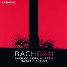 Johann Sebastian Bach (1685-1750): Johannes-Passion BWV 245, 2 Super Audio CDs