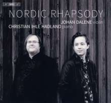 Johann Dalene & Christian Ihle Hadland - Nordic Rhapsody, Super Audio CD