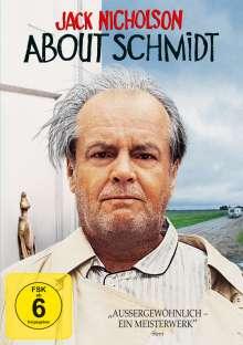 About Schmidt, DVD