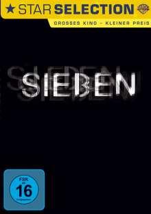 Sieben, DVD