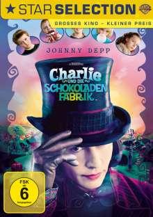 Charlie und die Schokoladenfabrik, DVD