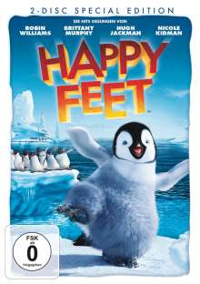 Happy Feet (Special Edition), 2 DVDs