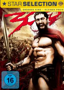 300, DVD