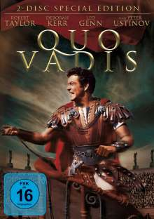 Quo Vadis (Special Edition), 2 DVDs