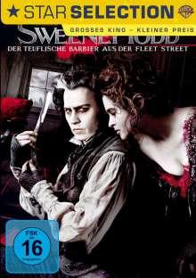 Sweeney Todd - Der teuflische Barbier aus der Fleet Street, DVD