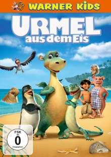 Urmel aus dem Eis, DVD