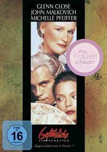 Gefährliche Liebschaften (1988), DVD