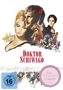 Doktor Schiwago (1965) (Special Edition), 3 DVDs
