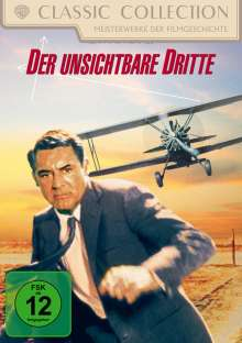Der unsichtbare Dritte, DVD