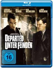 Departed - Unter Feinden (Blu-ray), Blu-ray Disc