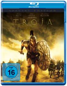 Troja (Director's Cut) (Blu-ray), Blu-ray Disc