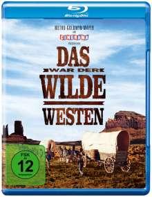 Das war der wilde Westen (Special Edition) (Blu-ray), 2 Blu-ray Discs