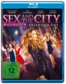 Sex And The City (Blu-ray), Blu-ray Disc