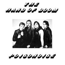 The Hand Of Doom: Poisonoise, CD