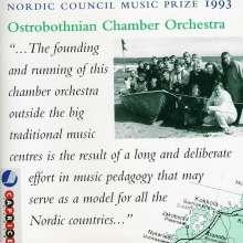 Ostrobothnian Chamber Orchestra, CD