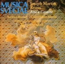 Josef Martin Kraus (1756-1792): Arien & Kantaten, CD