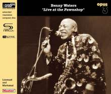 Benny Waters (1902-1998): Live At The Pawnshop (Limited Edition) (SHM-CD) (XRCD), XRCD