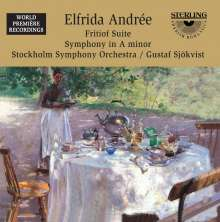 Elfrida Andree (1841-1929): Symphonie Nr.2, CD