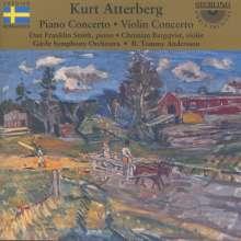 Kurt Atterberg (1887-1974): Klavierkonzert op.37, CD