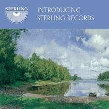 Sterling-Sampler - Introducing Sterling Records (Exklusiv für jpc), CD