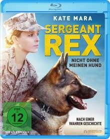 Sergant Rex (Blu-ray), Blu-ray Disc