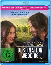 Destination Wedding (Blu-ray), Blu-ray Disc