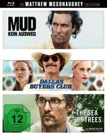 Matthew McConaughey Collection (Blu-ray), 3 Blu-ray Discs