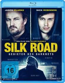 Silk Road - Gebieter des Darknets (Blu-ray), Blu-ray Disc