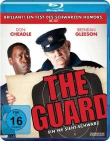 The Guard - Ein Ire sieht schwarz (Blu-ray), Blu-ray Disc