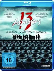 13 Assassins (Blu-ray), Blu-ray Disc