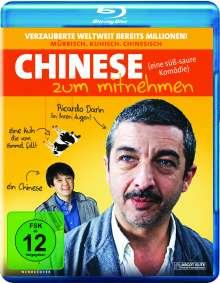 Chinese zum Mitnehmen (Blu-ray), Blu-ray Disc