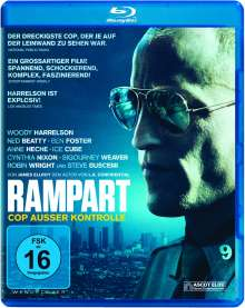 Rampart - Cop ausser Kontrolle (Blu-ray), Blu-ray Disc