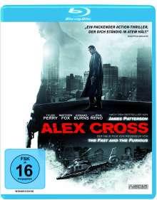 Alex Cross (Blu-ray), Blu-ray Disc