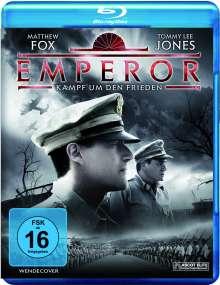 Emperor (Blu-ray), Blu-ray Disc