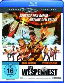 Das Wespennest (Blu-ray), Blu-ray Disc