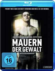 Mauern der Gewalt (Blu-ray), Blu-ray Disc