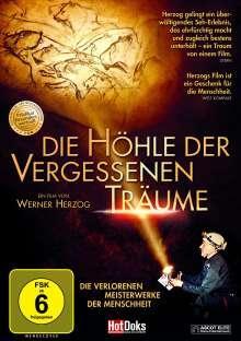 Die Höhle der vergessenen Träume, DVD