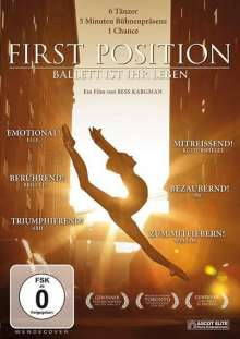 First Position, DVD