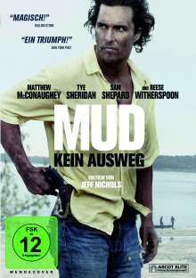 Mud, DVD