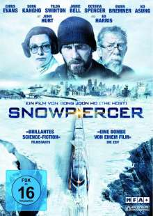 Snowpiercer, DVD