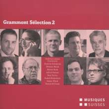 Grammont Selection 2 (Uraufführungen aus dem Jahr 2008), 2 CDs