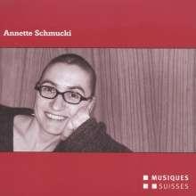Annette Schmucki (geb. 1968): Kammermusik, CD