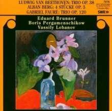 Eduard Brunner - Kammermusik für Klarinette, CD