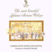 Johann Strauss II (1825-1899): Walzer, CD