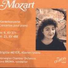 Wolfgang Amadeus Mozart (1756-1791): Klavierkonzerte Nr.9 & 23, CD