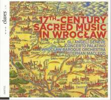 17th-Century Sacred Music in Wroclaw, CD